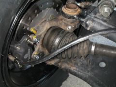 Brembo front brakes