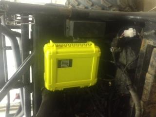 My new water proof ECM case.......