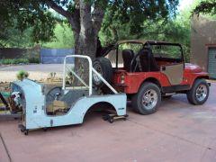 New Tub & '70 Jeep