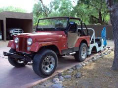 '70 Jeep