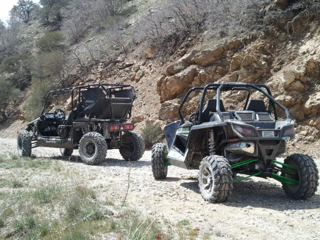 Wildcat & Trooper