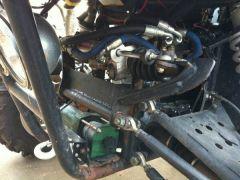 Sweet Mfg. Power steering
