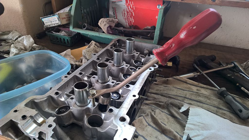 cheap valve spring too