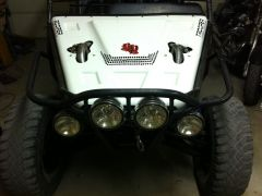 Front Shock Loops