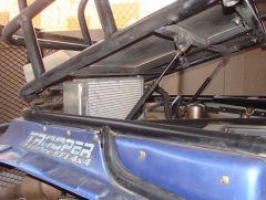 Larger Radiator