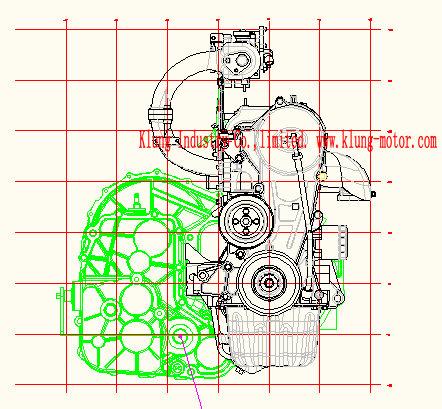 cvt transmission from klung-motor.com
