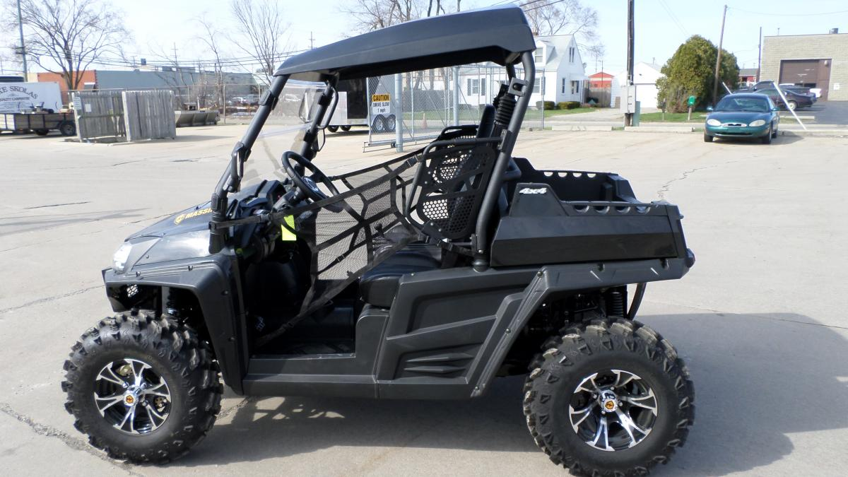 New 2014 Massimo 800 Side by Side - Black - UTV Off-Road Classifieds