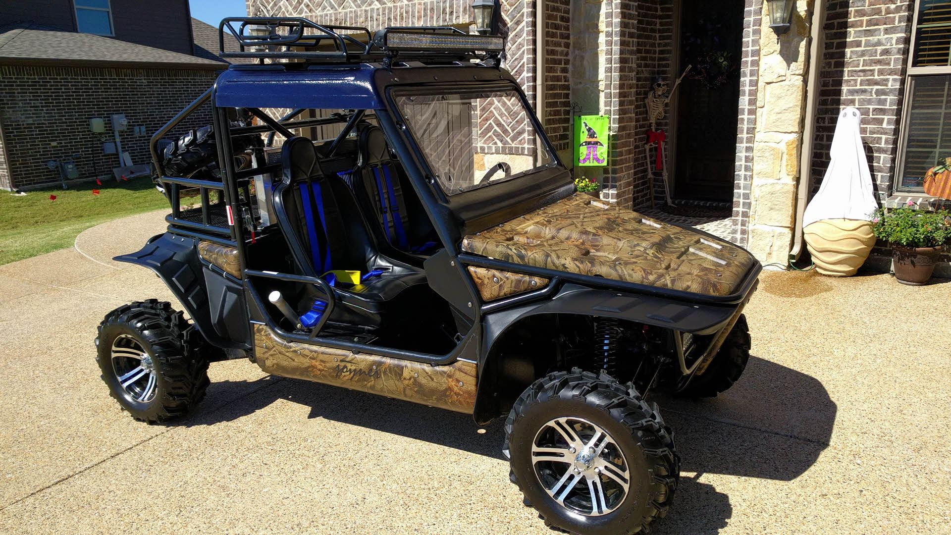 for sale 2014 joyner trooper t2 only 56 miles tons of extras rh utvboard com China 110 ATV Diagram ATV Wiring Harness Throttle Cable