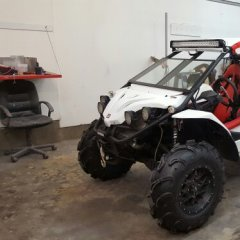 Could this be our answer to an engine swap? - Joyner UTV SxS