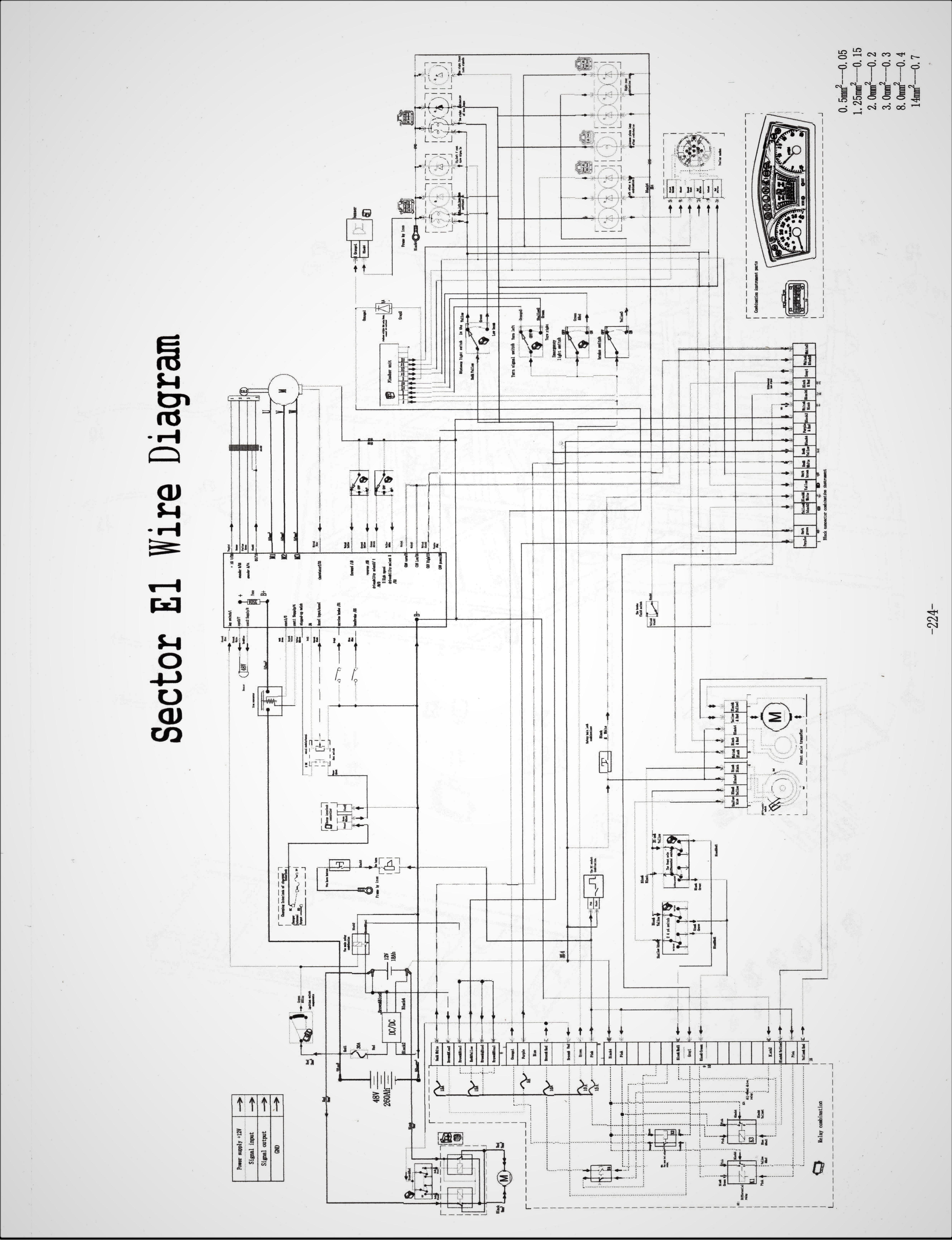 Sector E1 Electric Battery Overheat - Hisun Utv Sxs Forum