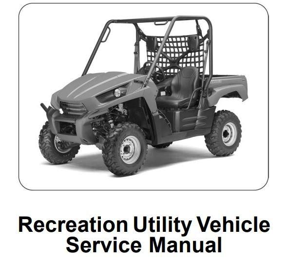 2010-2013 Kawasaki Teryx 750 Service Manual