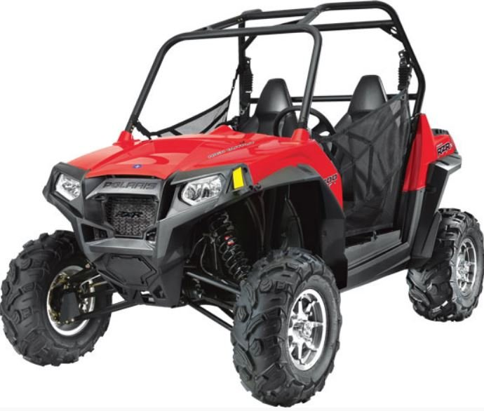 2011 Polaris Ranger RZR / RZR S / RZR 4 Service Manual